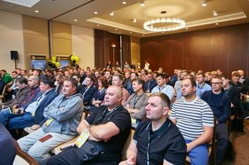 Ежегодная конференция дилеров мототехники STELS